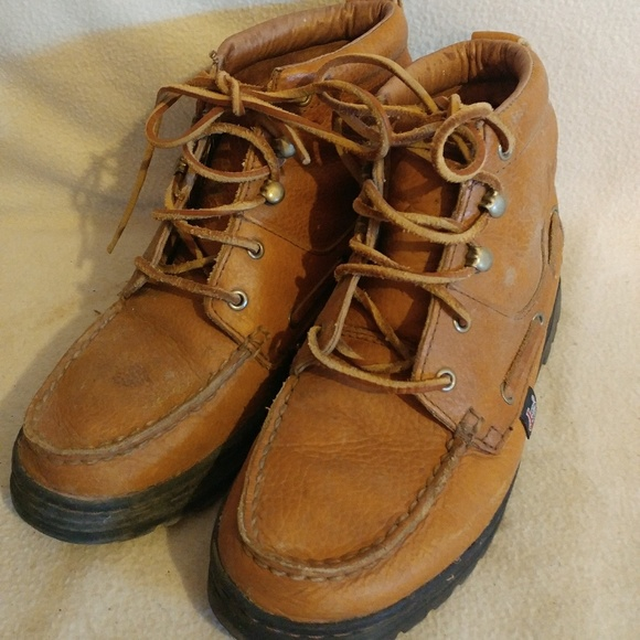 57b4b442492 Women's Justin lace-up hiking boot size 8